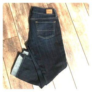 ae Artist crop jeans